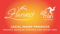Harvest Isle of Man logo