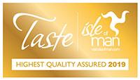 Harvest highest quality award 2019 logo